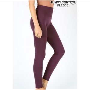 Fleece Leggings 🍂🍁🍂